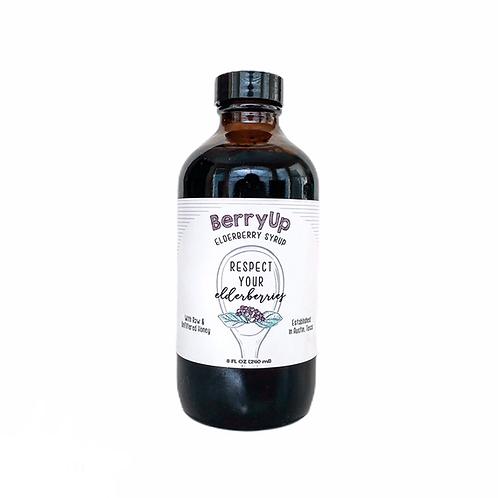 BerryUp Syrup 8 oz.