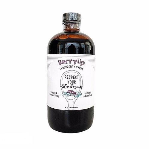 BerryUp Syrup 16 oz.