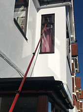 Domestic window cleaning in Thanet Kent