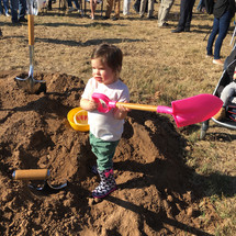 PD/PW Ground breaking