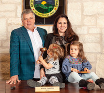 Rose & Family @ City Hall