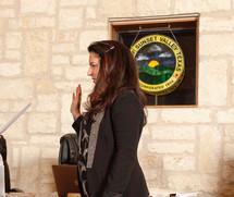 SV City Hall-Swearing In Ceremony
