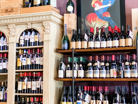 Top Reasons to Buy Wine at your Local Wine Shop!