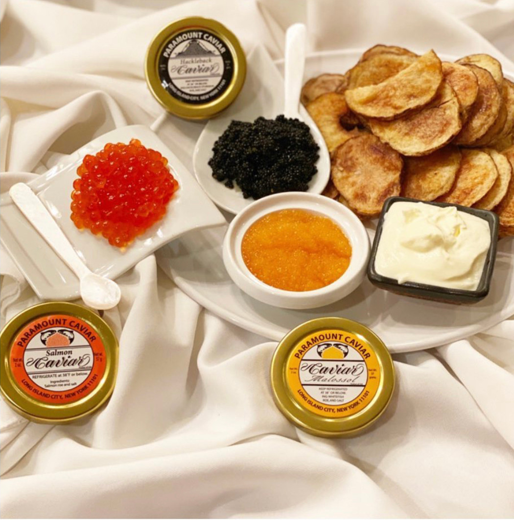 Champagne and Caviar Tasting- June 27th