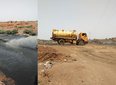 Mise en exploitation de la première station de traitement des boues de vidanges de Niamey