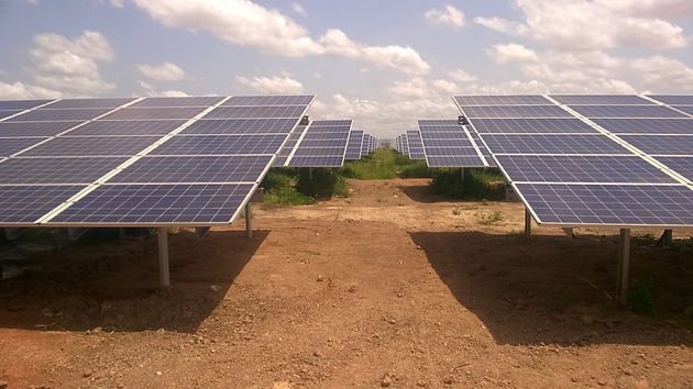 Economic and financial support for the preparation of a solar PV