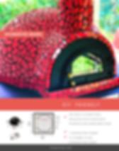 Segmented Model Dome Ovens