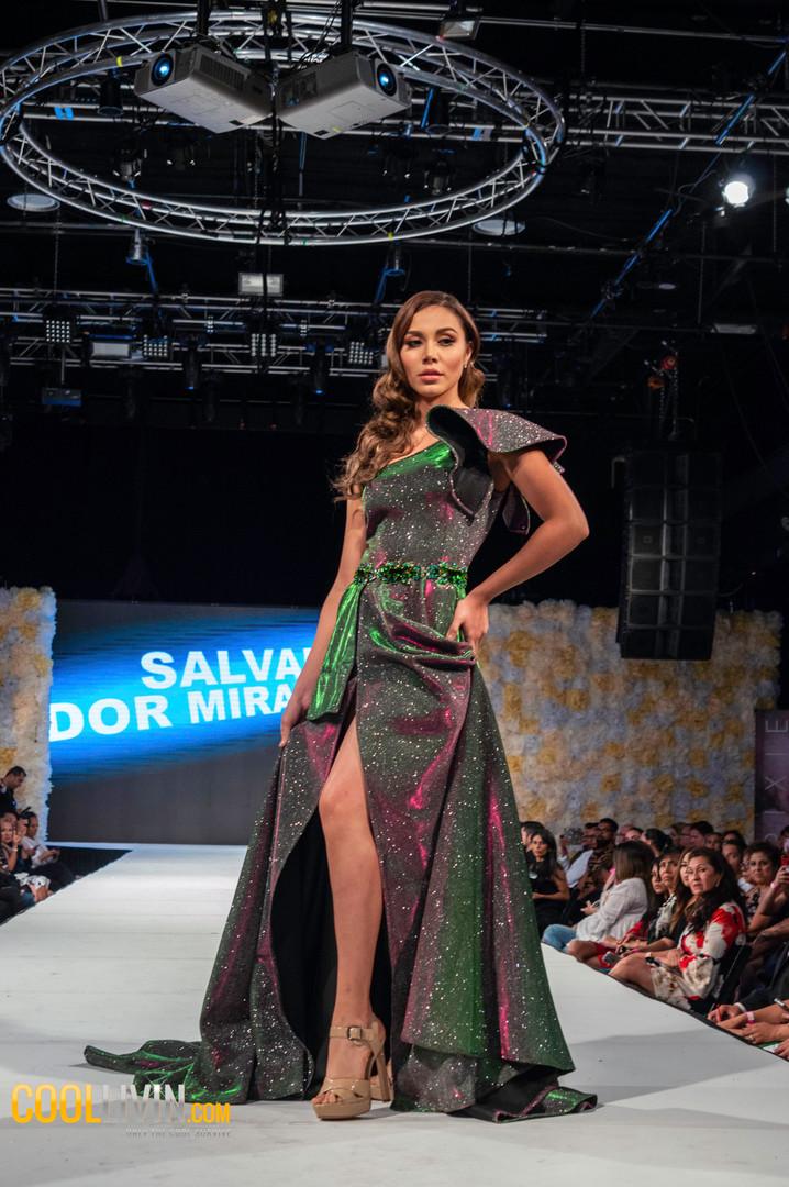 Designer Salvador Miranda Latin Fasion W