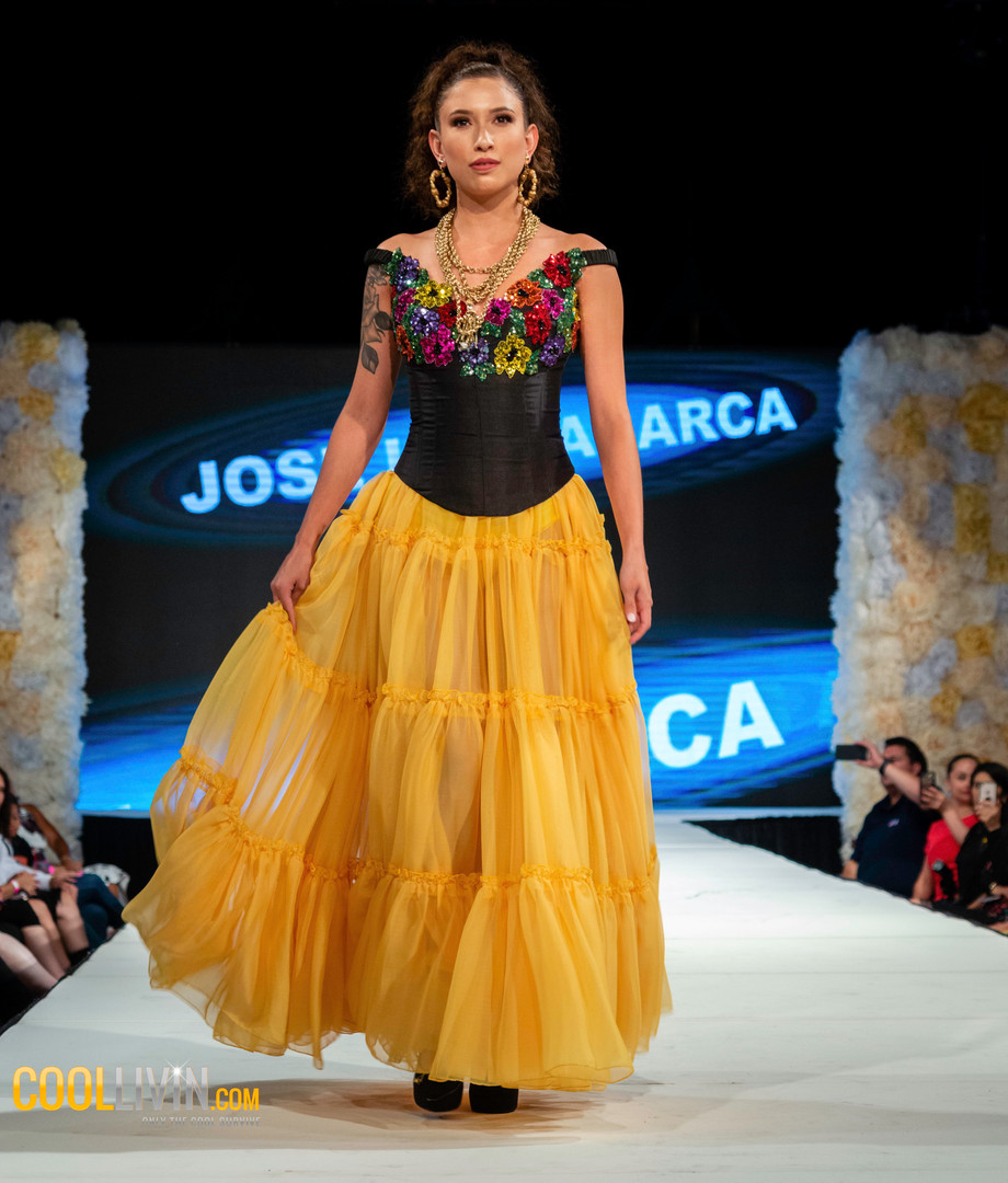 Designer Jose Luis Abarca (Mexico) Latin