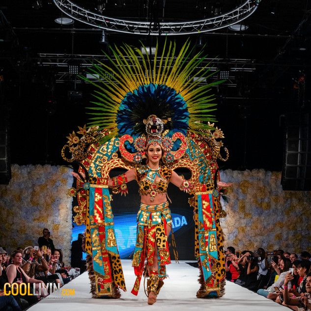 Designer Eduardo Estrada (Mexico) Latin