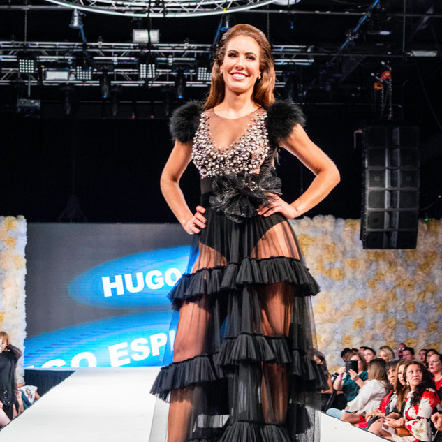Designer Hugo Espina (Venezuela) Latin F