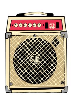 SWR Amp Illustration