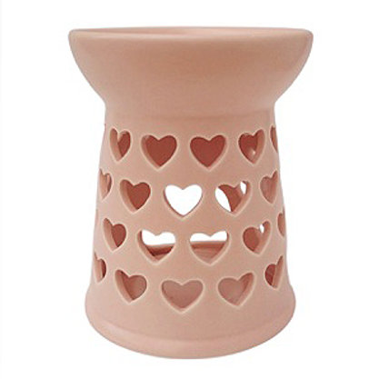Blush Pink Ceramic Wax Burner / Warmer