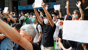 Major Chinese-language newspaper rejects group's ad criticizing Hong Kong security law