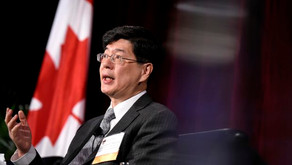 Chinese ambassador's perceived threat raises concerns for Canadians in Hong Kong