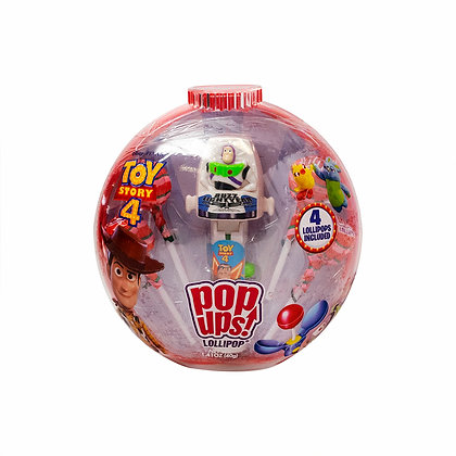 Toy Story 4 POP UPS! LOLLIPOP® in Holiday Container