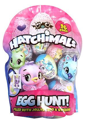 Hatchimals 16ct Egg Hunt Bag