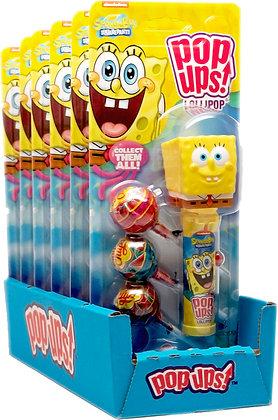 SpongeBob POP UPS! LOLLIPOP®