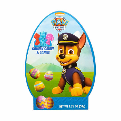 Paw Patrol Egg Shaped Boxes