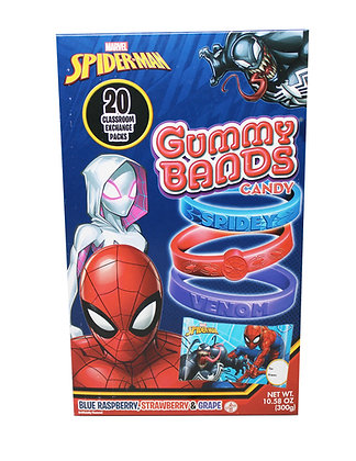 Spider-man 20ct GUMMY BANDS™