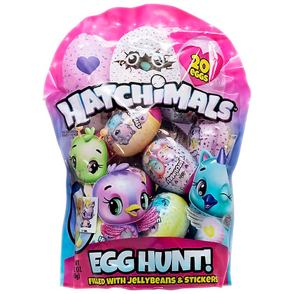 Hatchimals 20ct Egg Hunt Bag