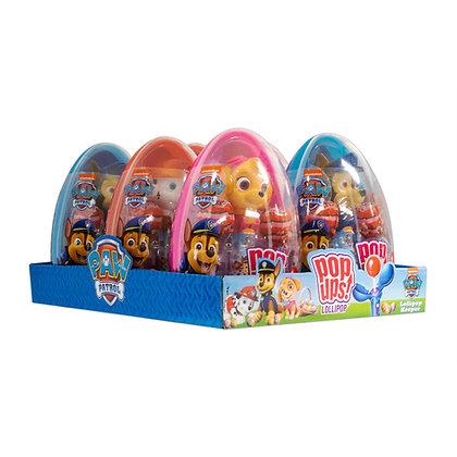 Paw Patrol POP UPS! LOLLIPOP® in Egg