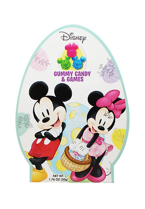 Mickey & Minnie Egg Shaped Boxes