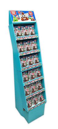 OH POOP!™ Walking Candy Dispenser Floor Display