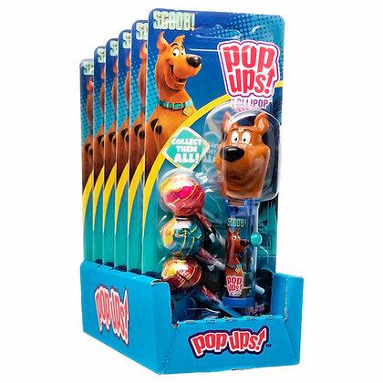 NEW! Scooby Doo POP UPS! LOLLIPOP®