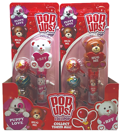 Love Pets POP UPS! LOLLIPOP®