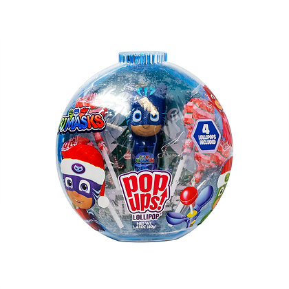 PJ Masks POP UPS! LOLLIPOP® in Holiday Container