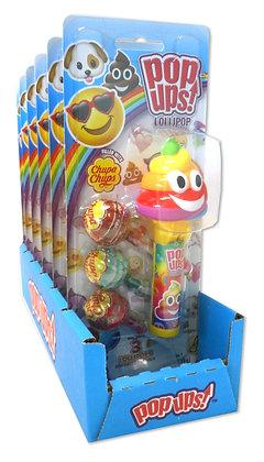 Emoji POP UPS! LOLLIPOP®