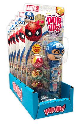 Marvel Emoji POP UPS! LOLLIPOP®
