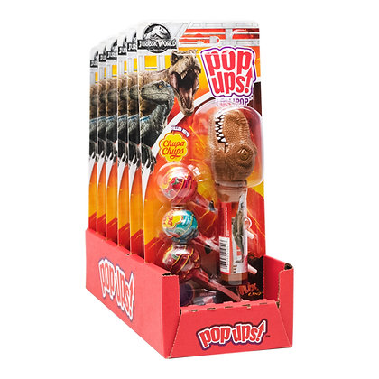Jurassic World POP UPS! LOLLIPOP®