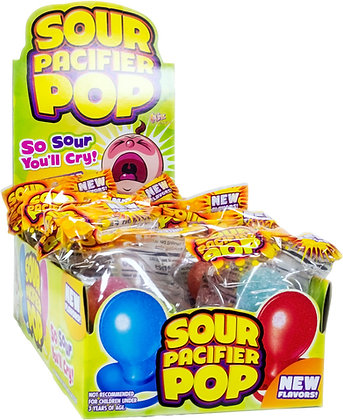 Sour Pacifier Pop®