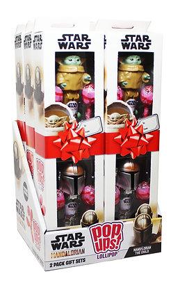 The Mandalorian® POP UPS! LOLLIPOP® Gift Set - 2pk