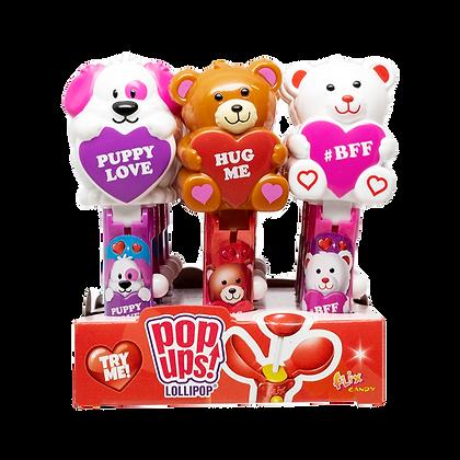 Love Pets POP UPS! LOLLIPOP® Singles