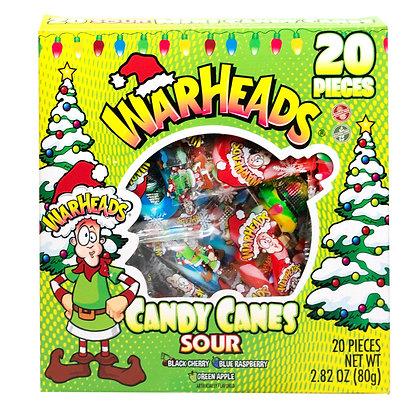 WARHEADS® 20ct Mini Candy Canes