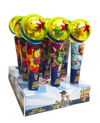 Toy Story 4 Light Up Candy Spinner