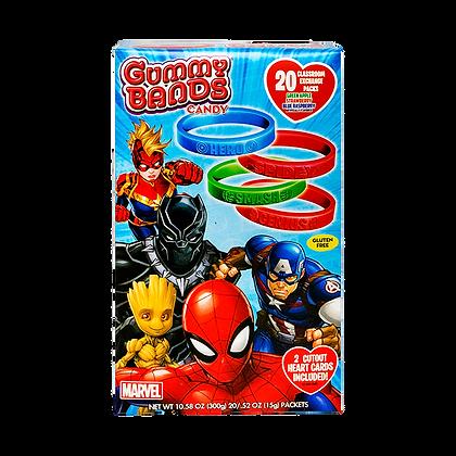 Avenger 20ct GUMMY BANDS™