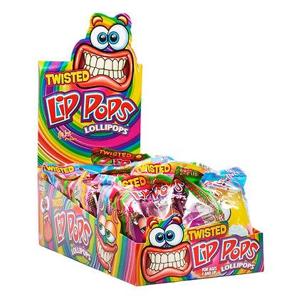 Twisted Lip Pops® Lollipops