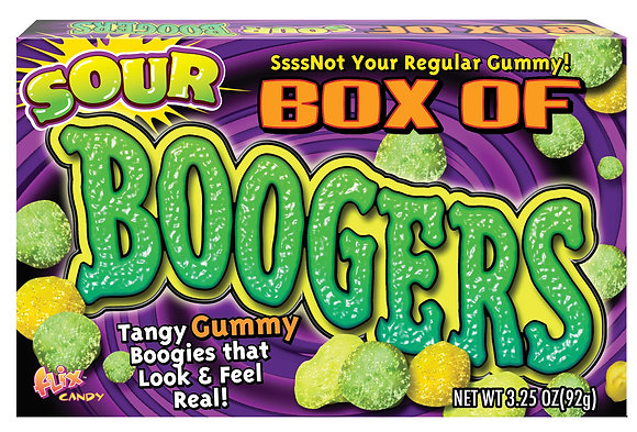 Sour Box of Boogers