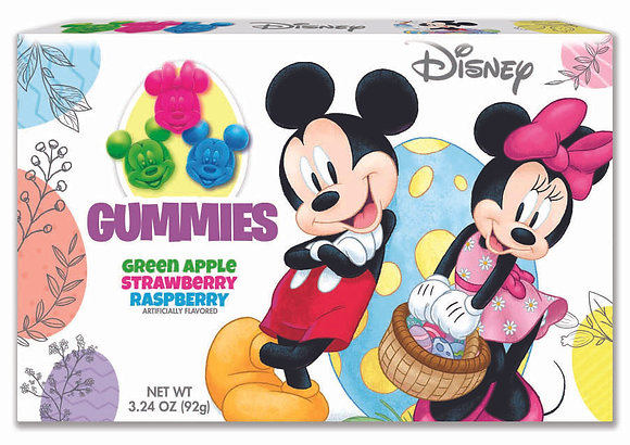 Mickey & Minnie Gummy Theater Box