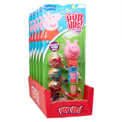 Peppa Pig POP UPS! LOLLIPOP®