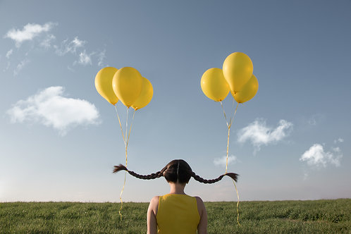 Yellow / Nomadic Realities