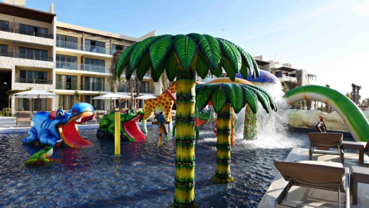 Royalton Riviera Cancun - Splash Park