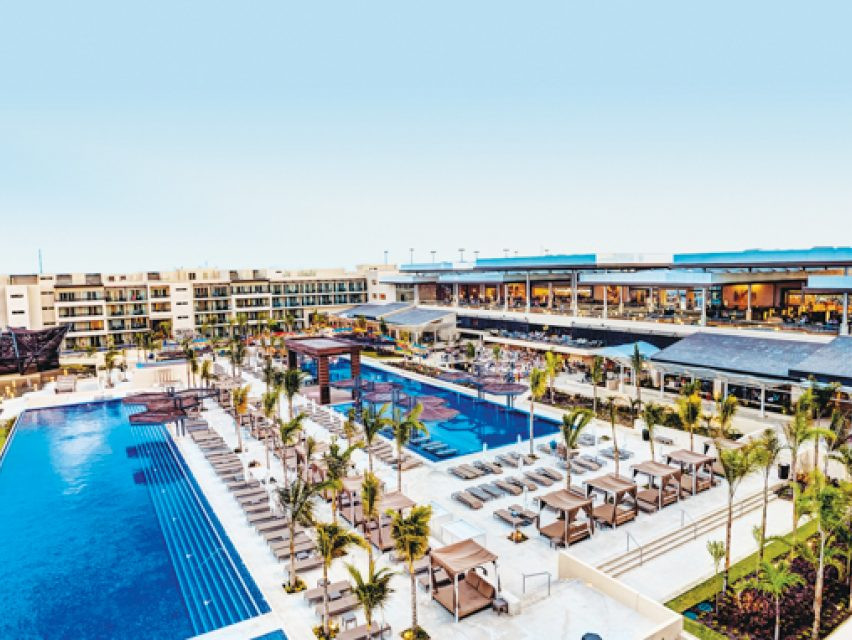 Royalton Riviera Cancun - Resort overview