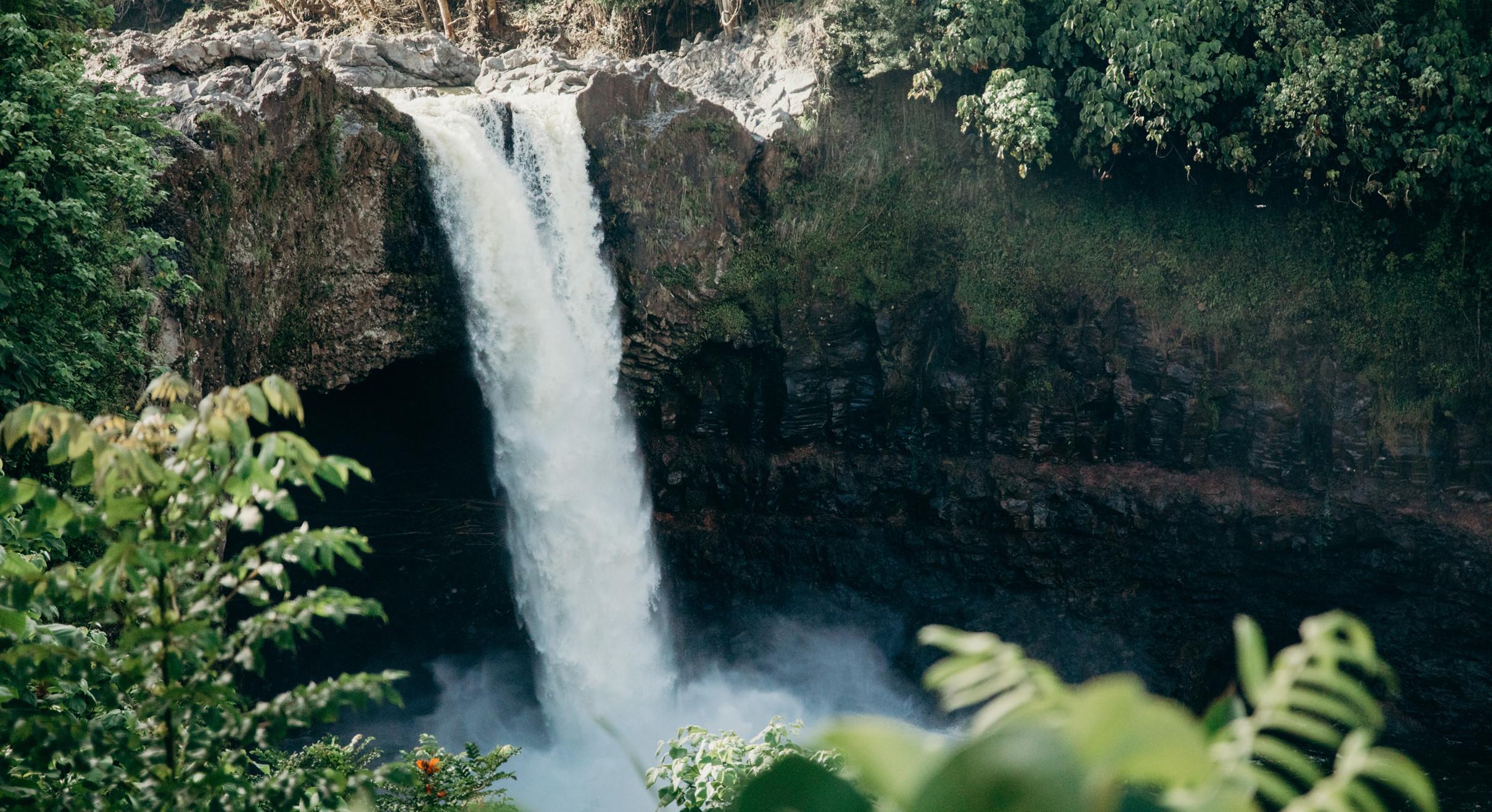 Waianuenue (Rainbow Falls) - Hawaii Tourism Authority (HTA) / Ben Ono
