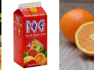How to Make POG Juice from Hawaii
