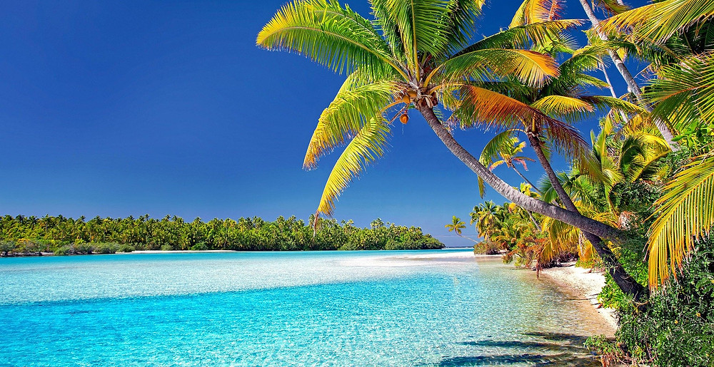 Cook Islands beach image by Julius Silver from Pixabay
